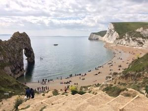 A day out to Durdle Door