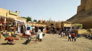 Delhi- jaisalmer- kuldhara- Sam sand dunes- Longewala- Tanot mata temple -Delhi