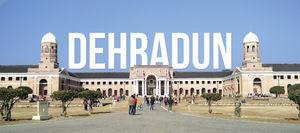 Dehradun - A solo bike trip