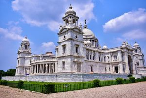 Victoria Memorial and the story of a frozen time