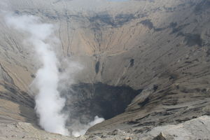 The Magical Mount Bromo in Java, Indonesia