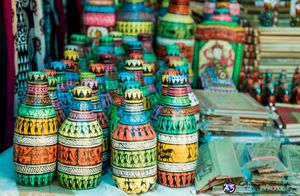 Forgot my heart at the haat – Delhi Haat