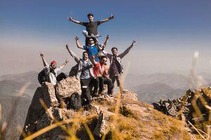 Churdhar, Starting my Trekking Journey