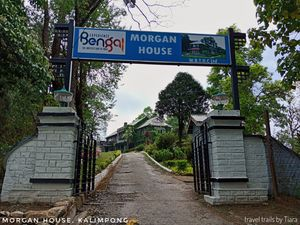 The Mystic Morgan House of Kalimpong