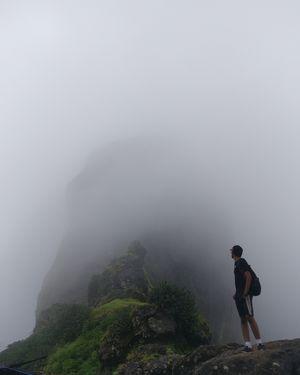 Lost in fog!!