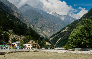 In pursuit of the origin of holiest river in himalayas