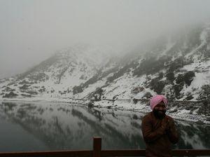 CHANGU Or TSOMGO LAKE