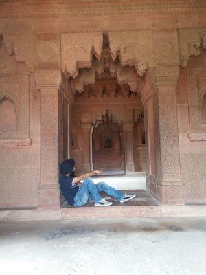 FatehpurSikri#TheGhostTown#ReflectingTheReligiousUnity#NearToAgra(35KM)#TravelIsLife#Wanderlust