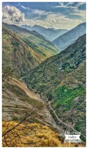 24 hour trip in garhwal himalaya.