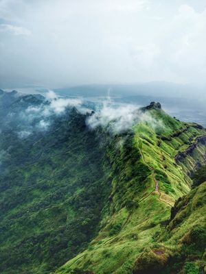 The King of Fort : Rajgad
