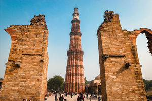 This is how I skipped the queue and got in at Qutub Minar in 5 mins