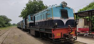 Shakuntala Railways - The Indian railway that doesn't belong to India