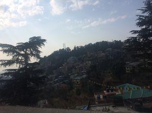McLeod Ganj via Dharamshala