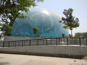 Science center Ahmedabad.