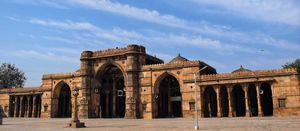 This is what I discovered while strolling in India's First heritage city by UNESCO