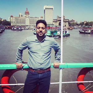Sea view Taj #mumbai