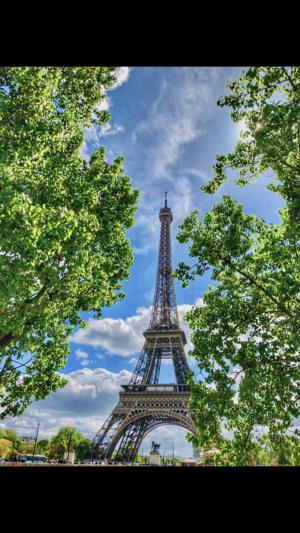 Eiffel Tower through My Lens #BestTravelPictures