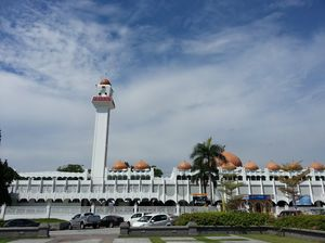 A bus ride to Taiping from Little India