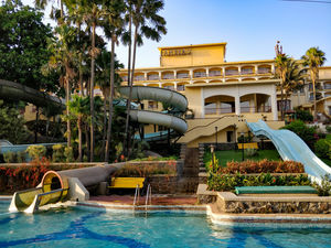 Resort + Water Park, sounds fun? We found this for you here in Lonavala.