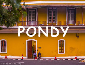 One day in Pondicherry: things to do! - thedoubletdiary