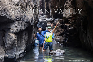 One day in Valley of Shadows: Sandhan valley full trek