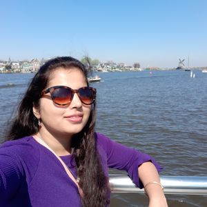 Soaking in the Holland sun #SelfieWithAView #TripotoCommunity