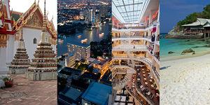 A 5-Day Itinerary to Thailand - Bangkok & Phuket