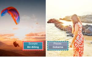 यात्रा भविष्यवाणी: आपकी राशी बनाएगी आपके घूमने का प्लान