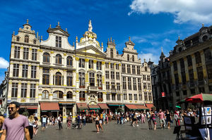 Land of Architecture, Culture and Waffles: Brussels, Belgium