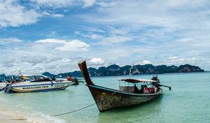 Picturesque Krabi, Thailand