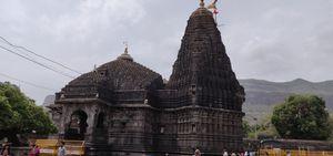 My recent Trimbakeshwar visit.