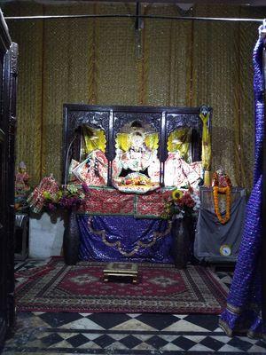 The abode of Krishna