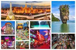 Thailand - a multifaceted country has something to offer for everyone - #thailandinpictures