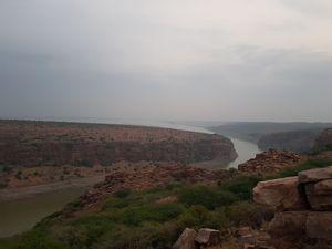 Hidden Grand Canyon of India - Gandikota #offbeatgetaway
