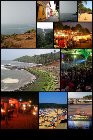 Goa - Summer or Winter or Monsoon?