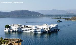 Udaipur in 8k for backpackers