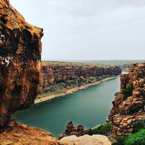 Gandikota - The Grand Canyon of India #offbeatplace #photoblog