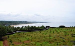 Exploring Bekal Fort in Monsoon #Photoblog