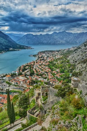Trip to a Balkan country - Montenegro and my rendezvous with specatular bay area #travelmemories2019