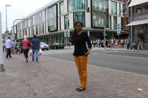 A shopping trip to Konstanz, Germany