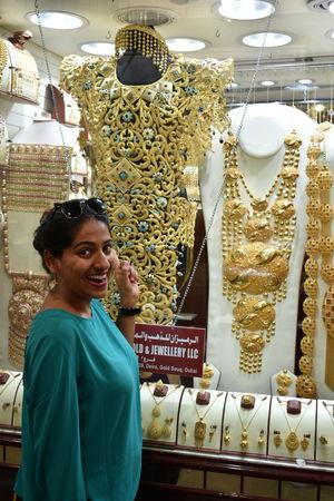 Gold Souk - D 85 - Dubai - United Arab Emirates 1/undefined by Tripoto
