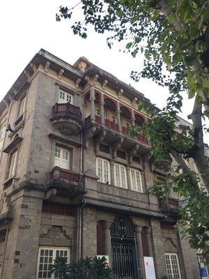Heritage Abounds in this Small Precinct of South Bombay