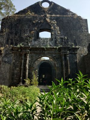 Vasai Fort: A Treasure Trove for History Buffs#offbeatgetaway