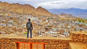 The secret hike to Leh Palace #HiddenSpotsTripoto