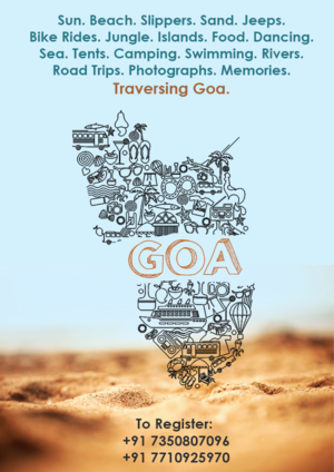 Traversing Goa