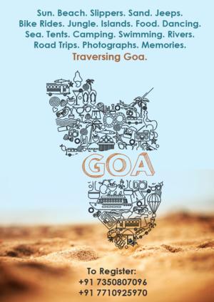 Traversing Goa