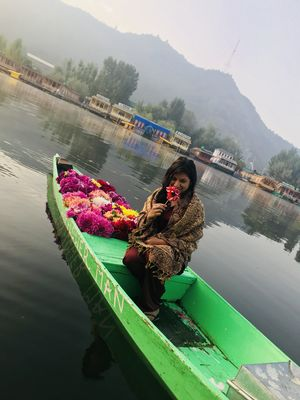 @tripotocommunity view of dal lake in early morning