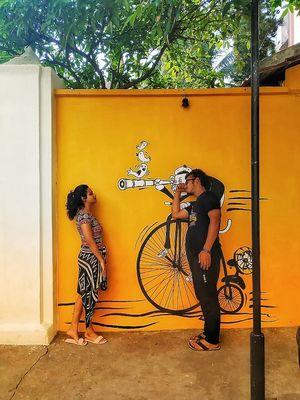 Pondicherry- The French Creativity
