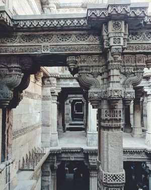 The well Theme Architecture #BestTravelPictures @tripotocommunity @jetairways