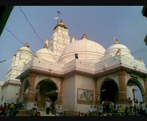 A Devine Holi--- not in Mathura